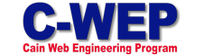Web Engineering Program Home